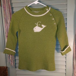 Urban Outfitters Lux wool/angora sweater